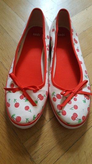 Cherry Blossom Ballerinas