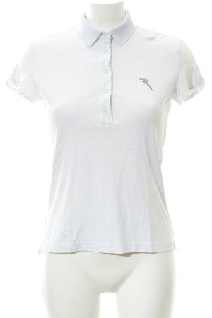Chervo Polo-Shirt weiß Casual-Look