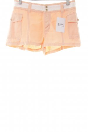 Chervo Shorts apricot Beach-Look