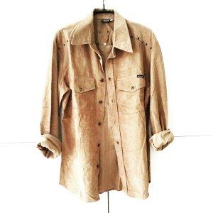 chestnut farbenes hemd von D&G
