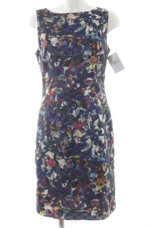 Chetta B Minikleid mehrfarbig Casual-Look