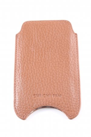 Chi Chi Fan Mobile Phone Case cognac-coloured casual look