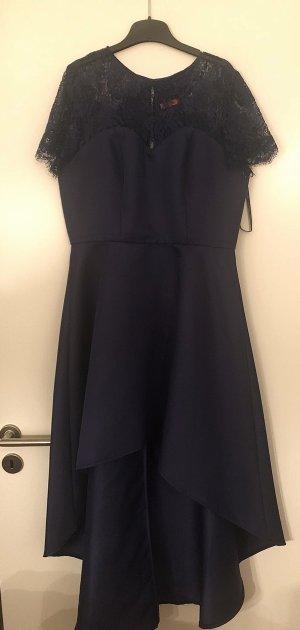 Chi Chi London Evening Dress dark blue