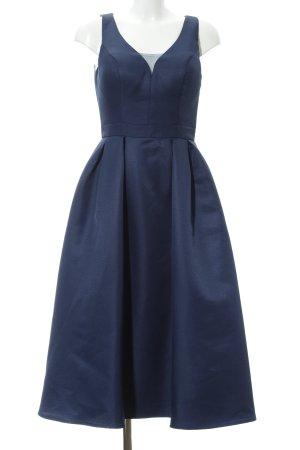 Chi Chi London Abendkleid dunkelblau Elegant