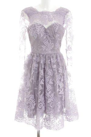 9943b6f0a017 Chi Chi London Vestido de noche lila elegante