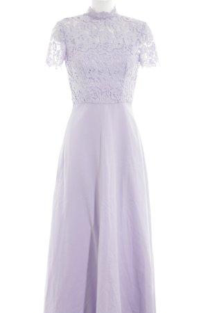 Chi Chi London Evening Dress lilac elegant