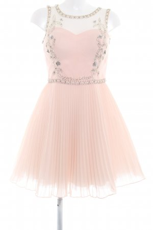 Chi Chi London Abendkleid rosé Elegant