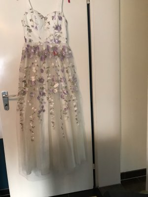 Chi Chi London Ballkleid Hochzeitskleid Abendkleid Tüllkleid Brautjungfernkleid