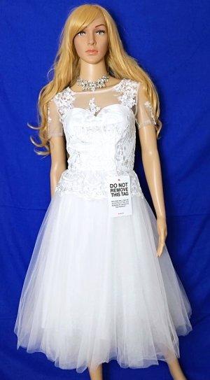 Chi Chi london Brautkleid Hochzeitskleid Gr. XS Neu