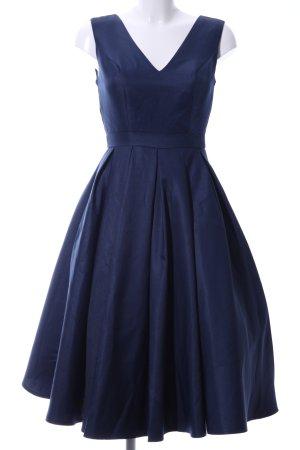 Chi Chi London Cocktail Dress blue elegant