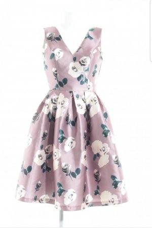 Chi Chi London Cocktailkleid Blumen