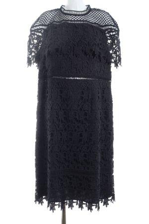 Chi Chi London Etuikleid schwarz Elegant
