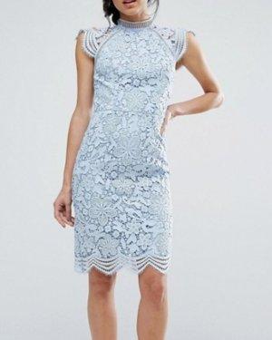 chi chi london Kleid cocktalkleid mit Spitze