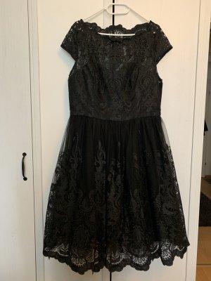 Chi Chi London Evening Dress black