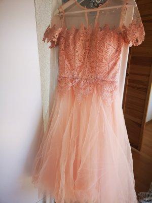 Chi Chi London Ball Dress pink