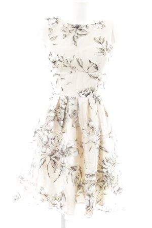 Chi Chi London Kurzarmkleid Blumenmuster Elegant