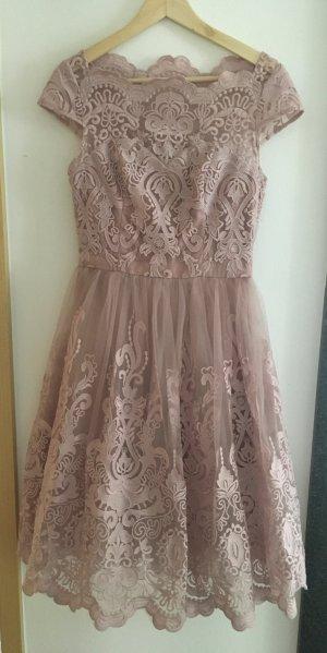 Chi Chi London Ball Dress pink-light pink polyamide