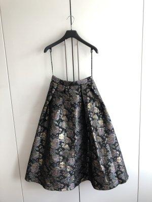 Chi Chi London High Waist Skirt multicolored