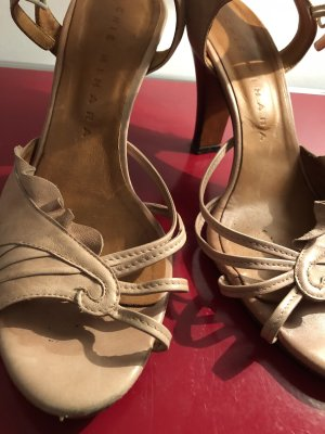 High Heel Sandal nude