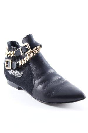 Chiara Ferragni Chelsea Boot noir style mode des rues