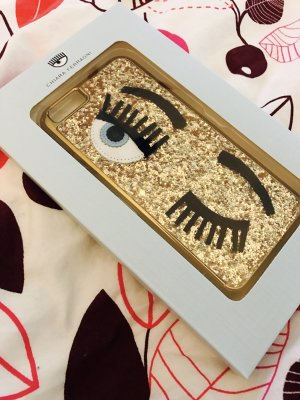 "Chiara Ferragni IPhone 6 ""Flirting"" Cover Gold"