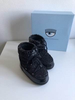 Chiara Ferragni Snow Boots black