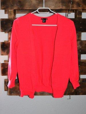 Chic – H&M Strickjacke / Basic - Pink Größe: XS-S (34-36)