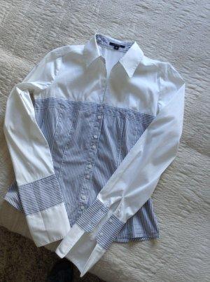 Chice Bluse von Comma in Größe 38, tailliert, getragen, gut erhalten