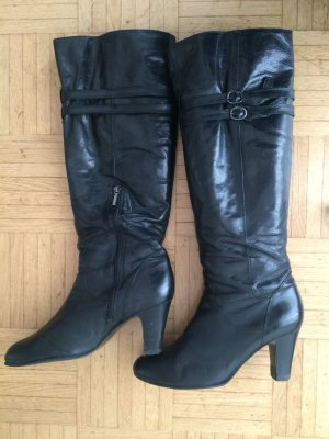 5th Avenue Botas con tacón negro