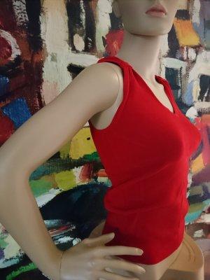 Mango Top lavorato a maglia multicolore