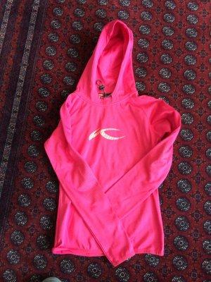 Chick zum Sport in pink