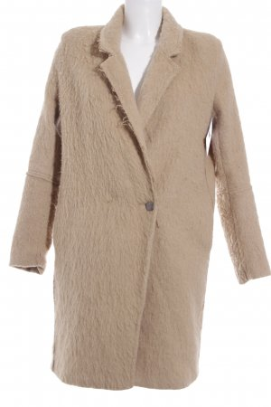 Chicwish Wintermantel creme Casual-Look
