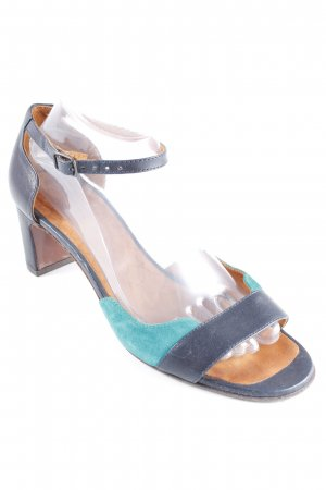 Chie Mihara Strapped pumps multicolored elegant