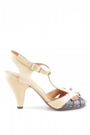 Chie Mihara T-Strap Pumps multicolored casual look