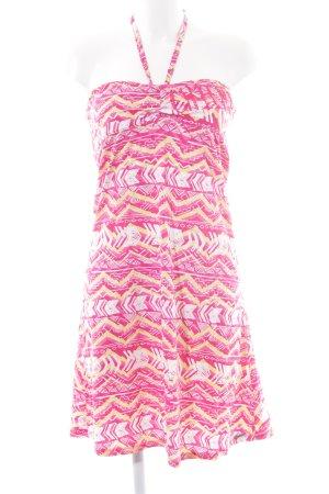 Chiemsee Jerseykleid abstraktes Muster Casual-Look