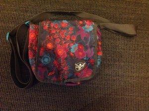 Chiemsee kleine Tasche mit Blumen neuwertig