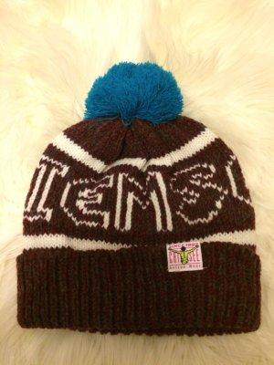 Chiemsee Mütze mit Bommel