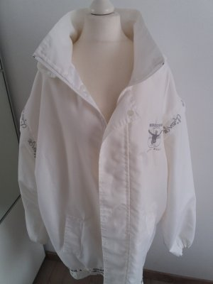 Chiemsee Raincoat white