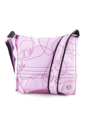 Chiemsee Schultertasche pink sportlicher Stil