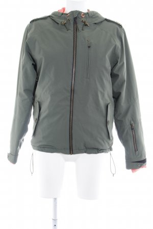 Chiemsee Sports Jacket dark green casual look
