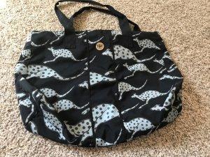Chiemsee Sports Bag dark blue-azure