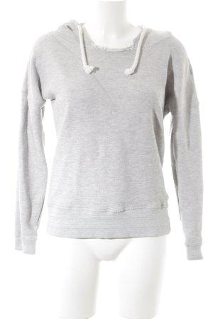 Chiemsee Sweatshirt hellgrau Casual-Look