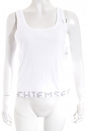 Chiemsee Tanktop weiß Casual-Look