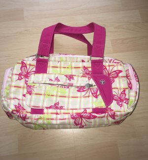 Chiemsee College Bag mint-pink