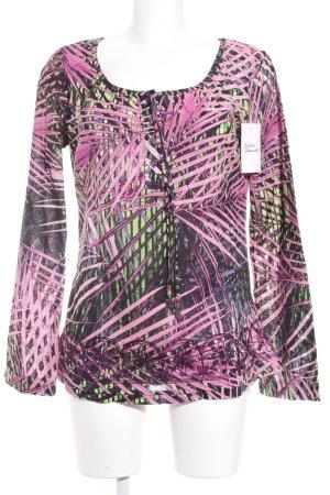 Chiemsee Tunikabluse mehrfarbig extravaganter Stil