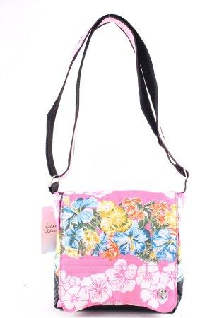Chiemsee Crossbody bag flower pattern casual look