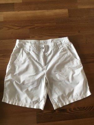 Chiemsee Shorts white cotton