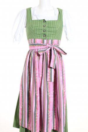 Chiemseer Dirndl & Tracht Dirndl Mustermix Country-Look