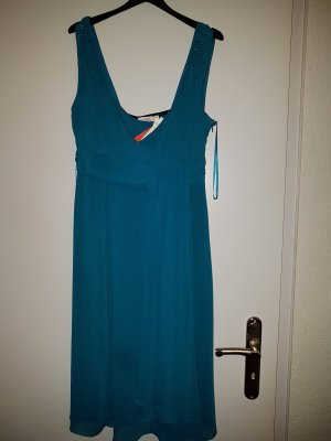 Chiffon Abendkleid Gr.40