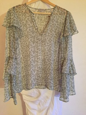 H&M Blouse multicolored polyester
